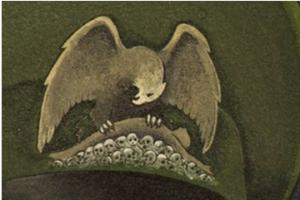 Символика масонов в аэропорту Денвера