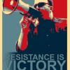 V — for Victory. Кампания против мирового полицейского государства набирает обороты.