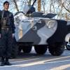 Украина: спецвойска для подавления беспорядков