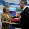 Борис Ложкин —  награжден за вклад в  развитие медиа