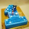 Самый лучший детский торт на 1 год — заказывали в http://www.akkanto.ru/
