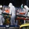 Вирус Эбола продолжает шествие по планете