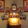 Как расположить домашний иконостас и другие церковные товары