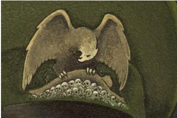 Бледный конь смерти: символы грядущего Нового Мирового Порядка 56465