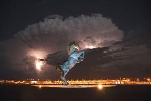 Конь Апокалипсиса из Денвера