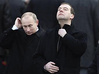 Тандем раскололся, Медведев принялся оправдываться