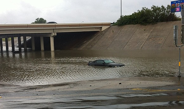 flood in texas