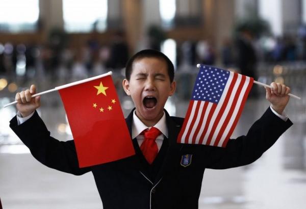 санкции США Китай