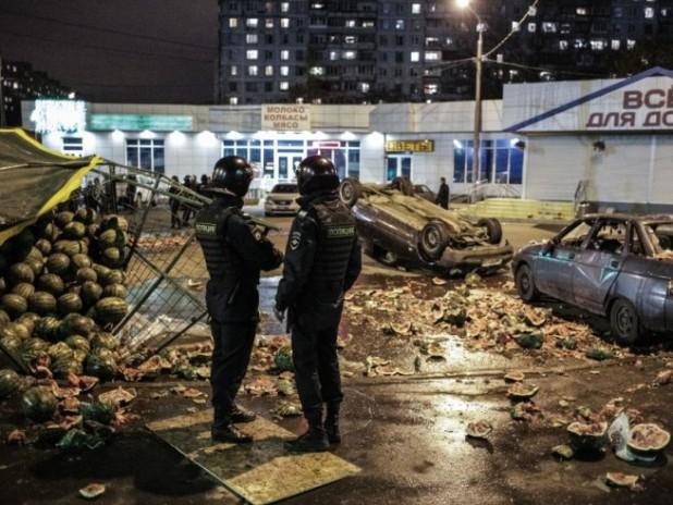 власть и бунт в Бирюлево