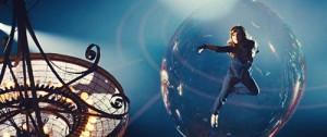 Большинство «магии», представленной в фильме, выполнено в компьютерной графике. Индустрия развлечений - настоящий мастер в сфере иллюзий.