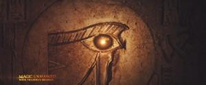 Документальное представление Ока показывает его оккультное происхождение.
