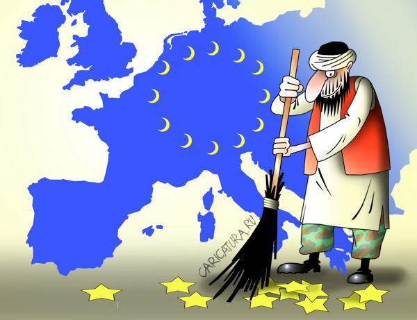 """Меркель - Трампу: """"Европейцы держат судьбу Европы в своих руках"""" - Цензор.НЕТ 3857"""