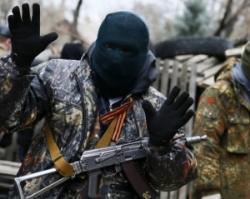 война на Донбассе 2014