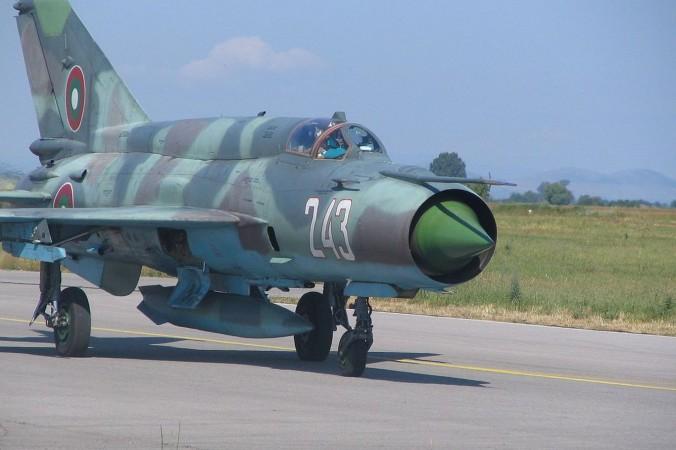 Болгарский MiG-21 участвует в совместных учениях с американцами, но зависит от технической поддержки российской стороны