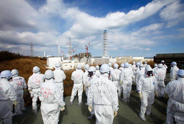 радиация, фукусима