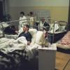 Больница делает из нас инвалидов