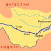 Путин отдал Азербайджану часть России