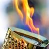 Погасшие факелы для сочинской олимпиады обошлись в 207 млн руб. — дороже лондонских