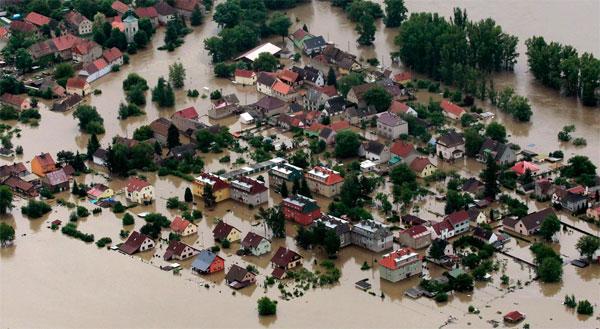 Chezh flood