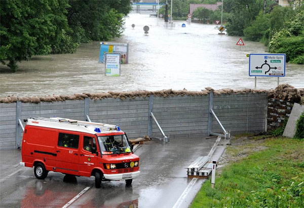 flood in europe 2013