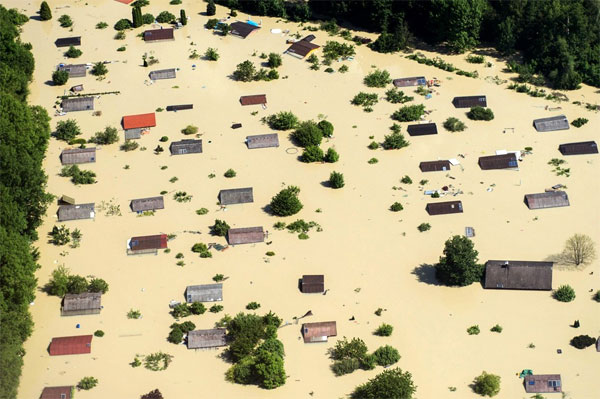 flood in germany