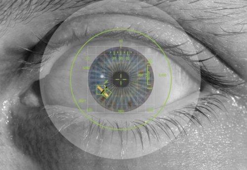 сканеры сетчатки глаз