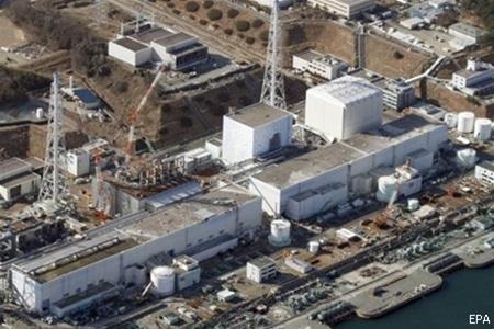 АЭС Фукусима в 2013 году
