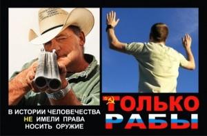 право на оружие в России