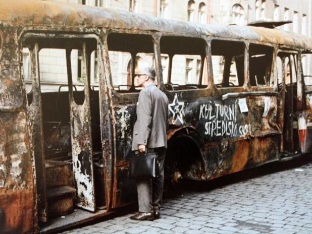 1968 чехословакия