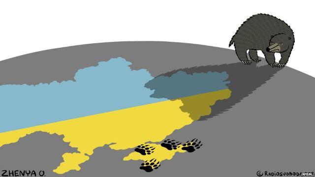 россия начинает войну