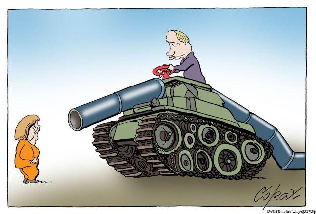 агрессия России в Украине