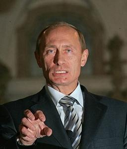 Путин начинает мировую войну