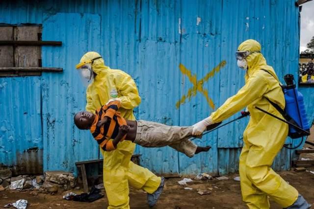 уничтожение человечества с помощью эболы